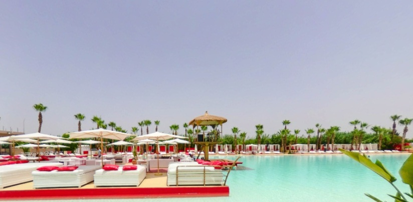 La Plage Rouge Marrakech